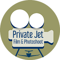 Private Jet Film And Photoshoots